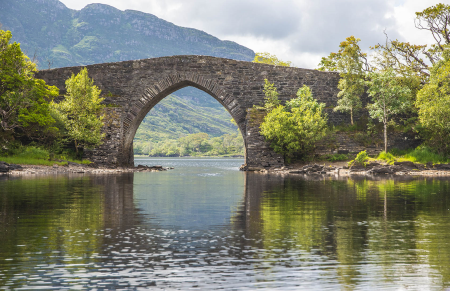 IRL Bricin Bridge at Muckross Lake
