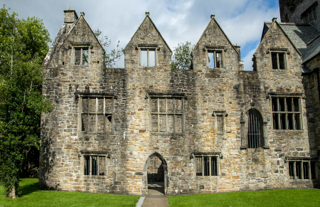 IRL Donegal Castle